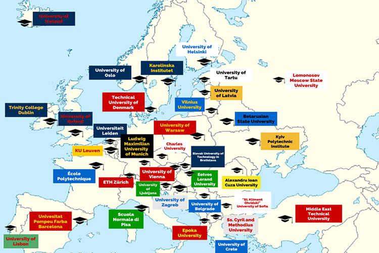 ارزان ترین کشور اروپا برای تحصیل