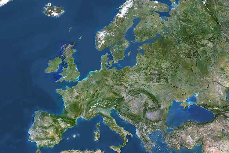 شرایط تحصیل در اروپا