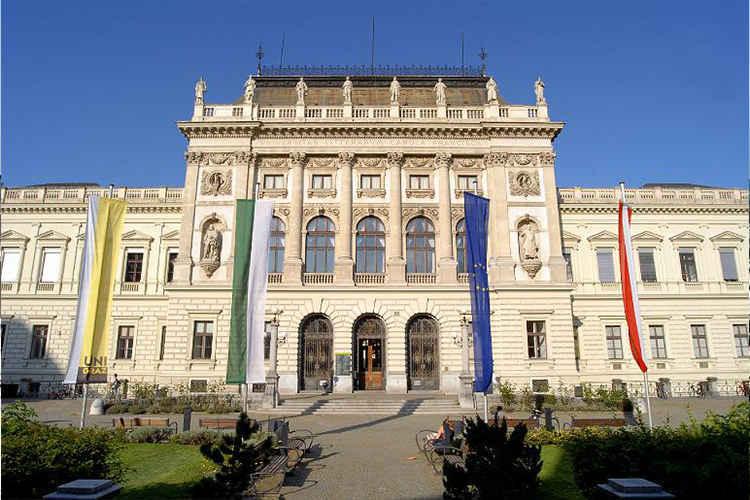 دانشگاه های برتر اتریش