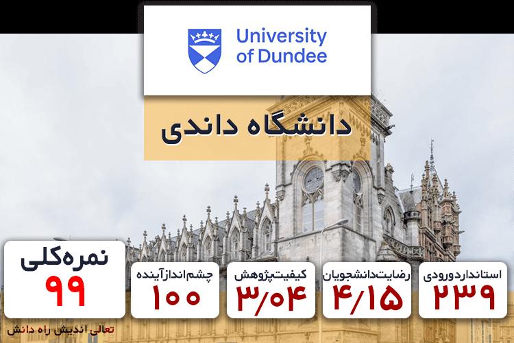 دانشگاه داندی انگلیس