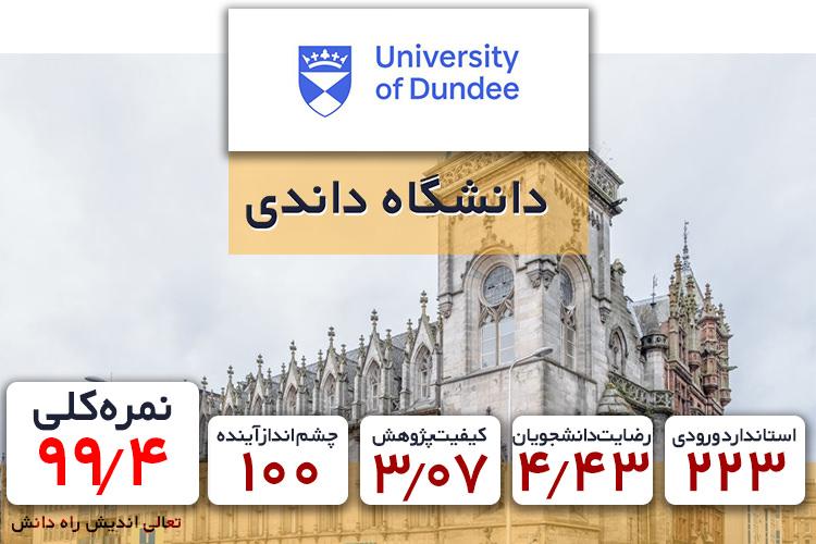 دانشگاه داندی انگلستان