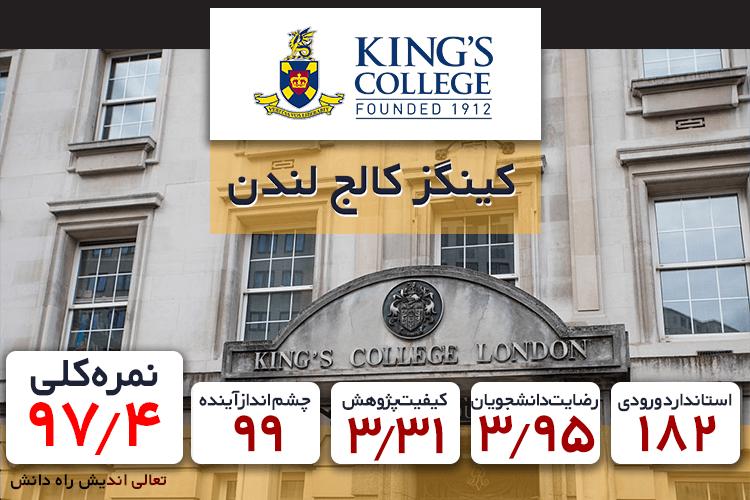 کینگز کالج لندن