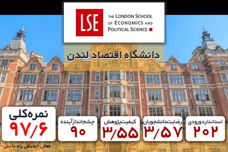 دانشکده اقتصاد دانشگاه لندن
