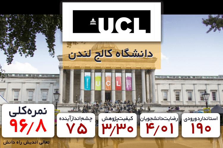 دانشکده روانشناسی دانشگاه کالج لندن
