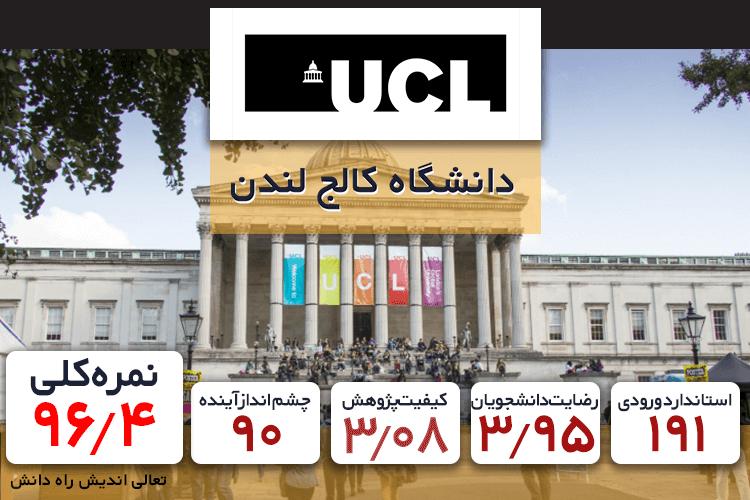 دانشکده ریاضیات دانشگاه کالج لندن