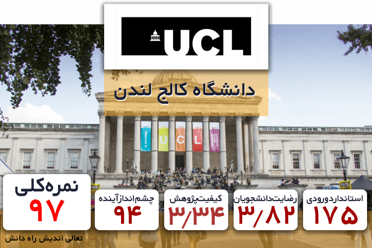تحصیل داروسازی در کالج لندن
