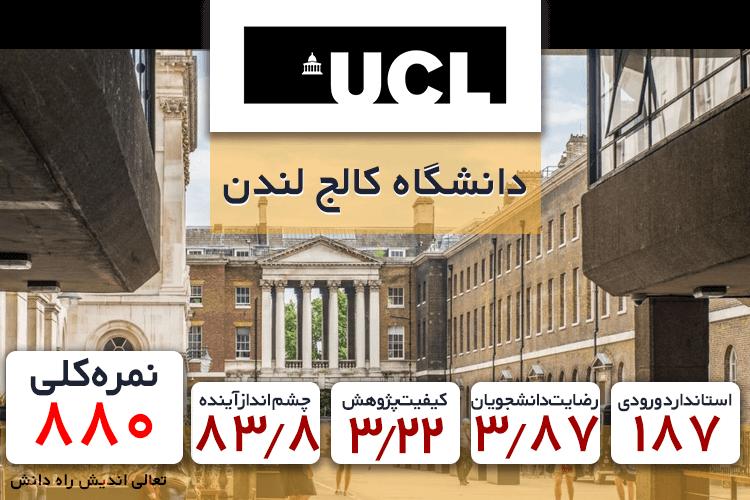 رتبه بندی دانشگاه های انگلستان