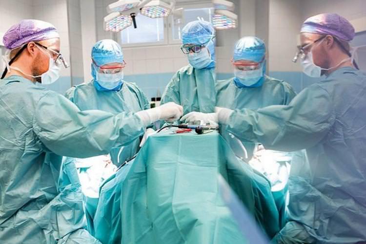 رشته پزشکی دانشگاه تامپر