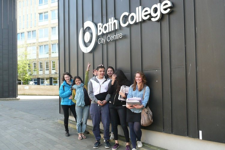 کالج باث انگلیس