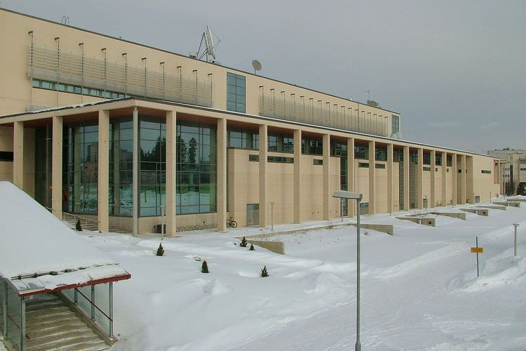 دانشگاه تکنولوژی تامپر فنلاند