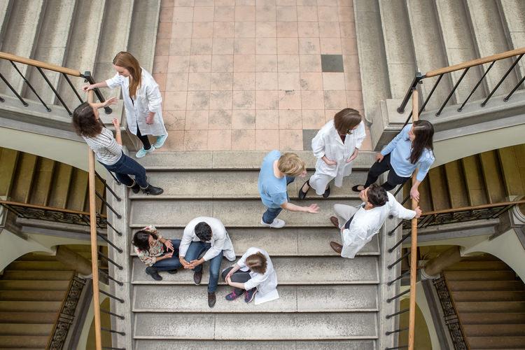 ادامه تحصیل در دانشگاه علوم پزشکی وین در اتریش