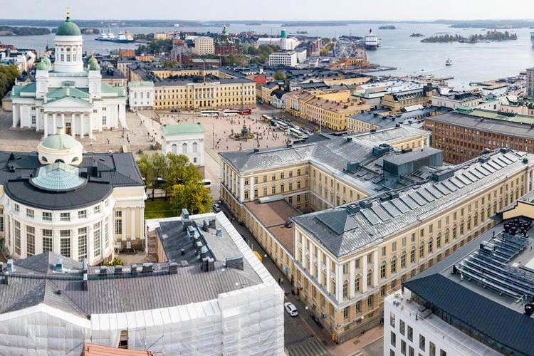 دانشگاه هلسینکی بهترین دانشگاه فنلاند