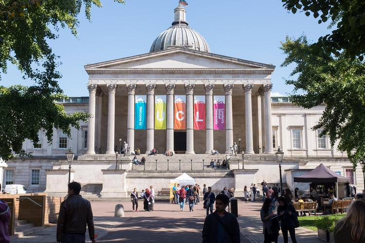 کالج UCL لندن