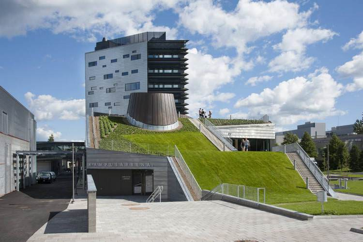 دانشگاه تامپر مورد تایید در فنلاند