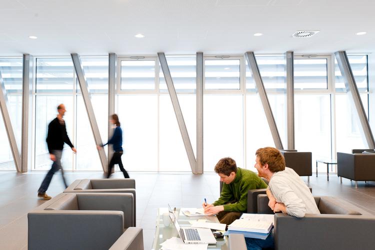 لابی موسسه دانش و فناوری اتریش