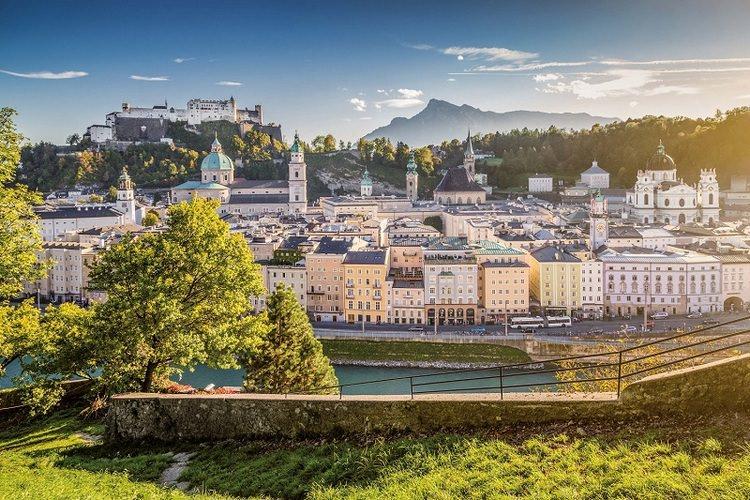 عکس سالزبورگ اتریش