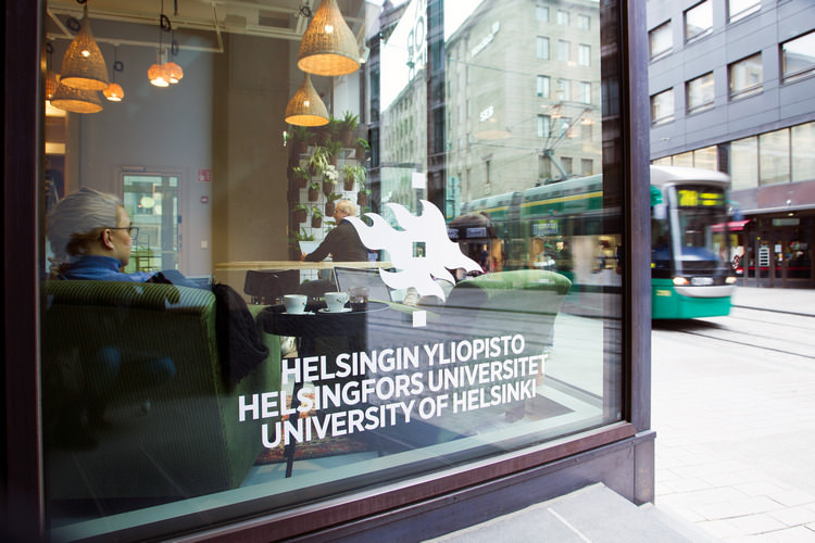 عکس دانشگاه هلسینکی فنلاند