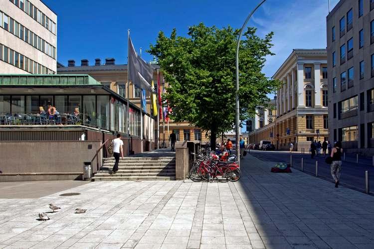 تصاویر دانشگاه هلسینکی