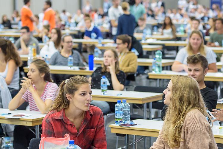 دانشجویان دانشگاه های اتریش