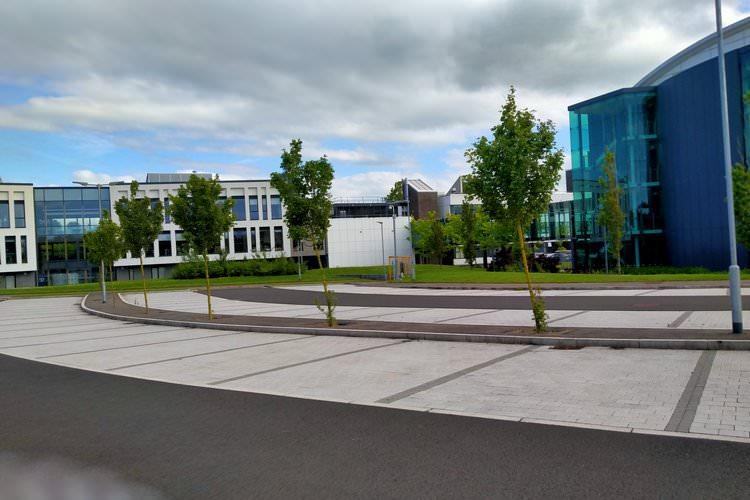عکس از دانشگاه اولستر ایرلند