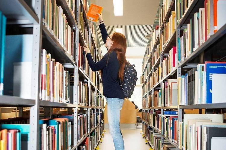 کتابخانه دانشگاه اولو