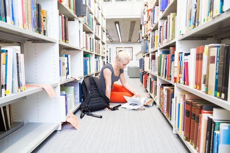 کتابخانه دانشگاه تورکو