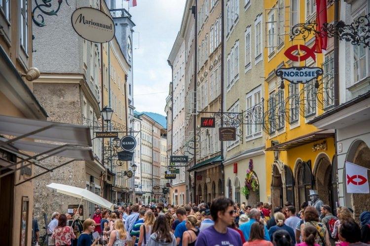 خیابان های مشهور وین اتریش