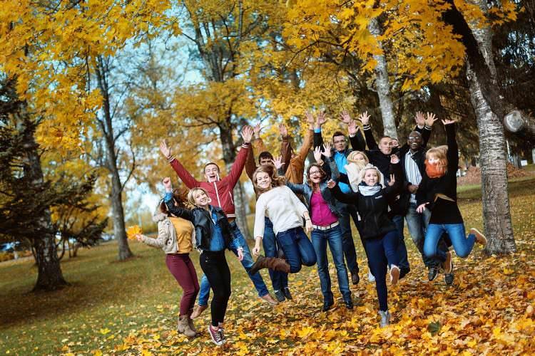 دانشجویان دانشگاه فنلاند