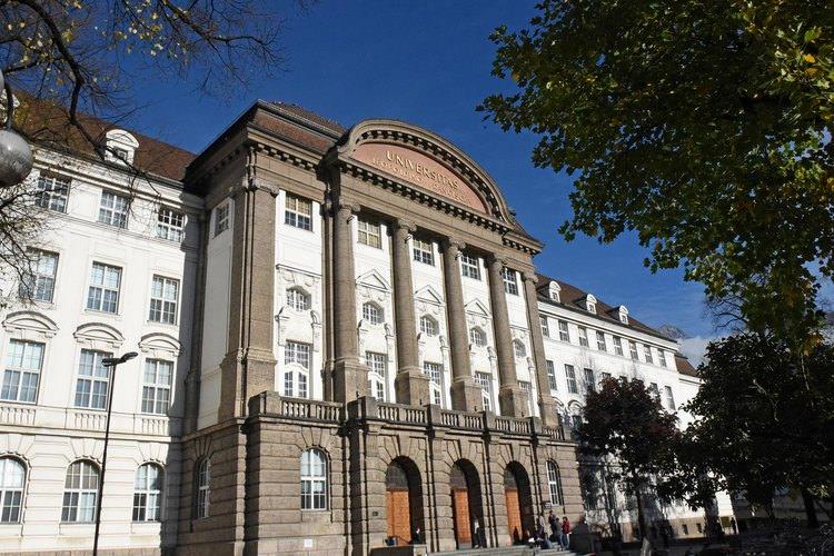 معماری دانشگاه اینسبروک اتریش