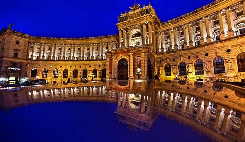 قصر هافبرگ (Hofburg)