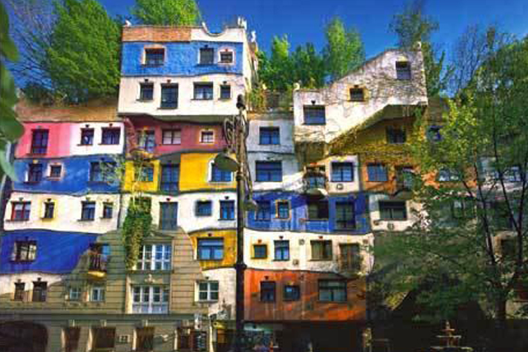 Hundertwasserhaus)